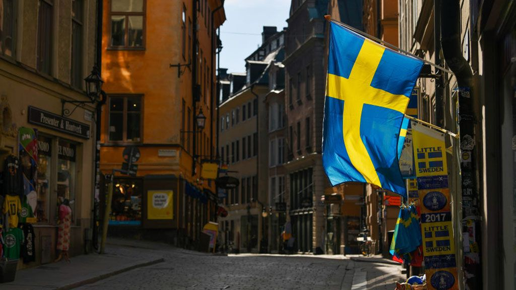 koronavírus, Svédország