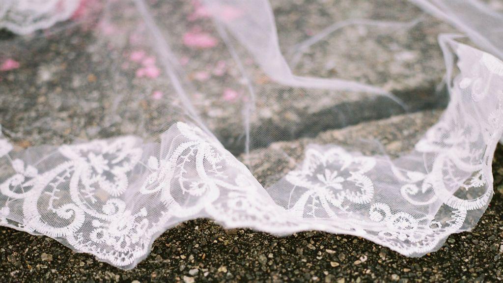 esküvő menyasszony fátyol