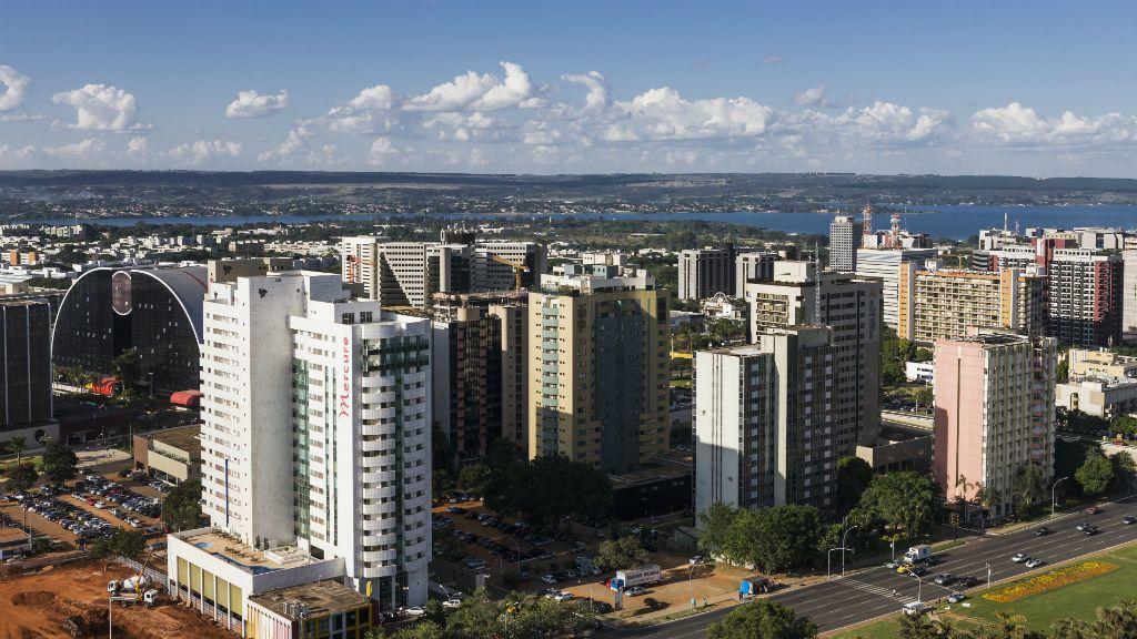 Brazíliaváros