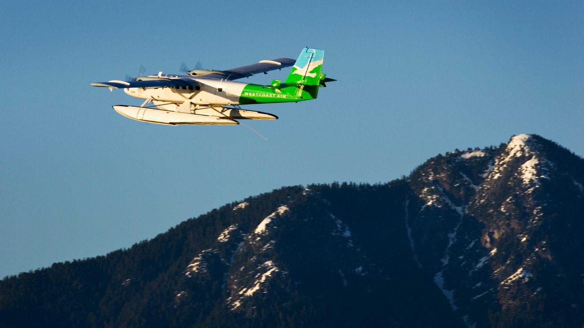 Repülőgép Kanadában (Getty Images - A kép illusztráció)
