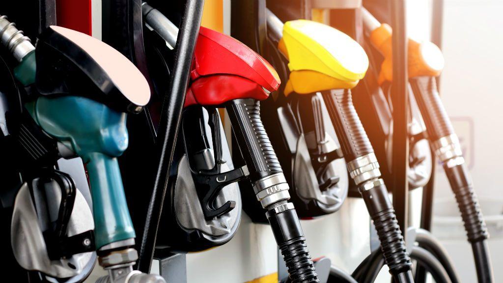 benzinkút üzemanyag