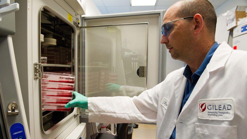 a gilead sciences lemondott a remdesivir monopóliumáról