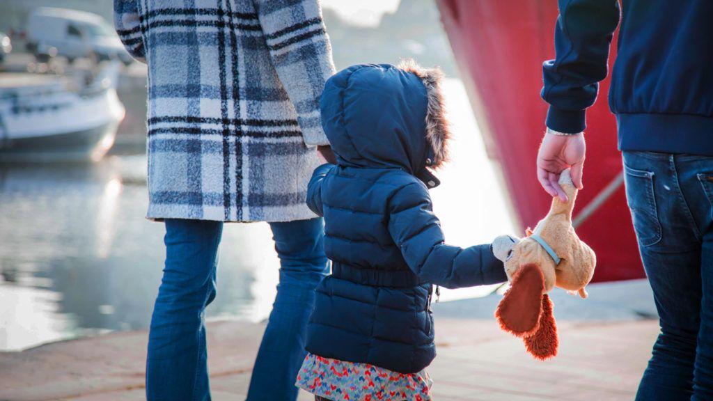 Váltott gyerekelhelyezés: ami nekünk jól bevált