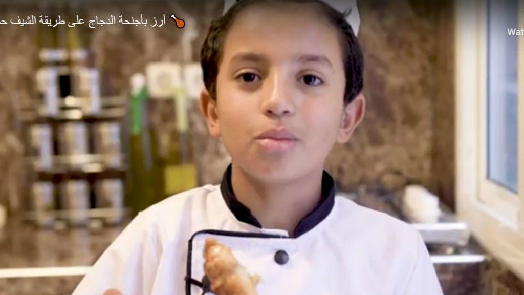 Az autista fiú viselkedése pozitívan változott, mióta főzős videókat készít - Youtube