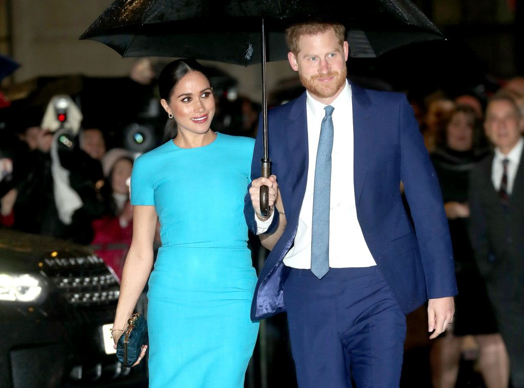 Meghan és Harry (Fotó: Chris Jackson/Getty Images)