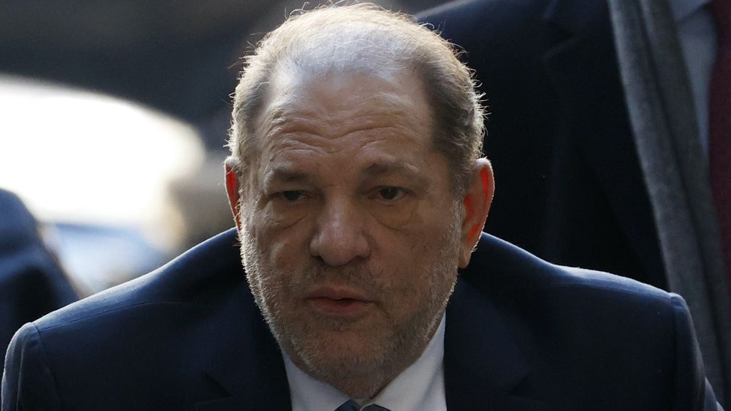Harvey Weinstein a New York-i bíróság előtt / Fotó: Profimedia