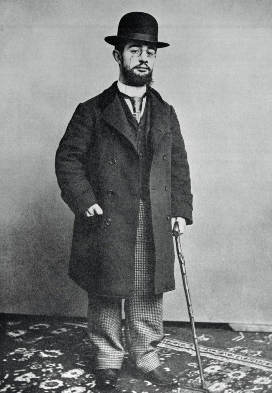 Henri de Toulouse-Lautrec (Fotó: Bettmann/Getty)