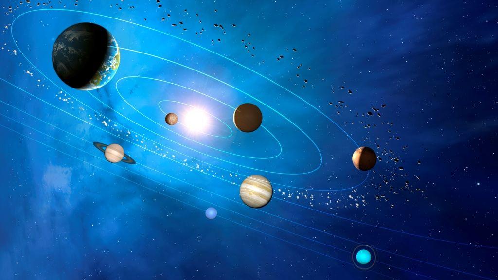 A Mars jegyet vált, majd együtt áll a Szaturnusszal (fotó: Getty)