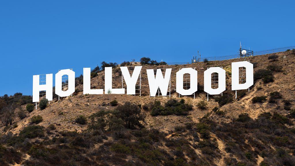 A Hollywood tábla / Fotó: Wikipedia