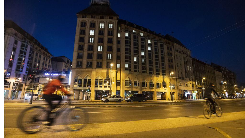 hotel, szálloda