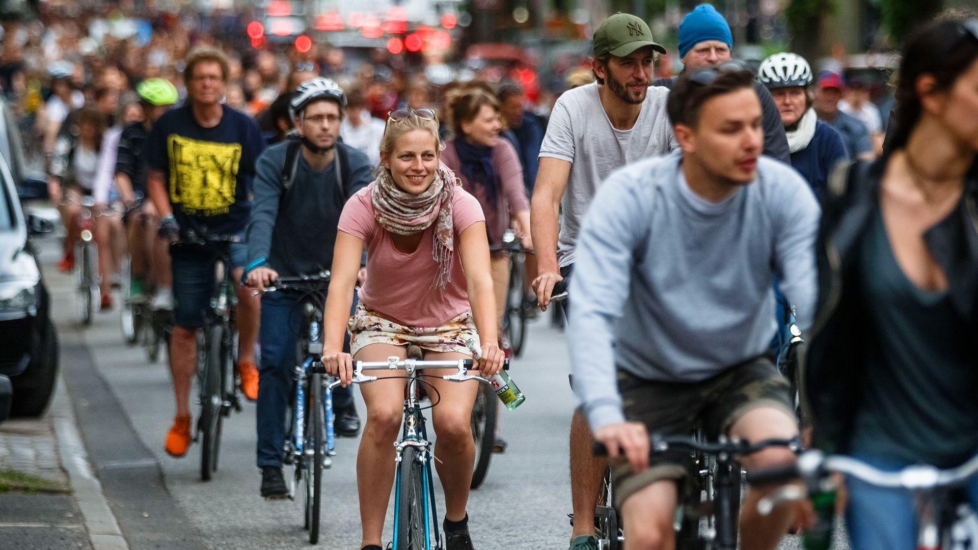 Az idei I bike BP biciklis felvonulásra április 25-én kerül sor