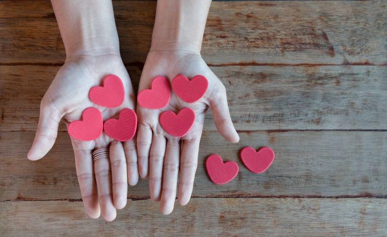 Mindenre orvosság a szeretet (fotó: iStock)