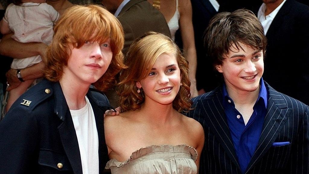 Hermionét mindenki szereti