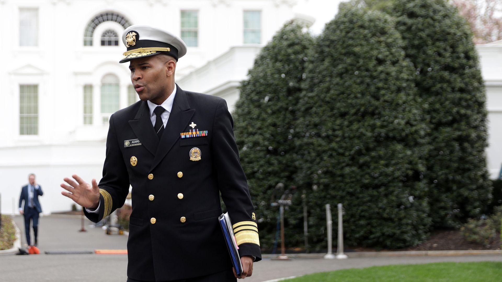 Az amerikai tisztifőorvos szerint az USÁ-ban most jön a neheze