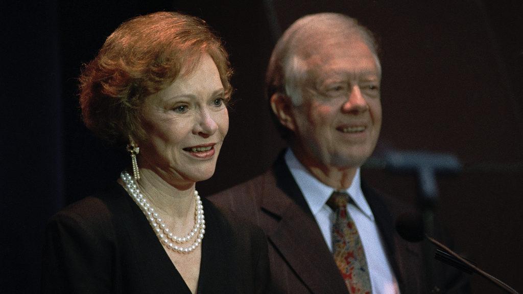 Jimmy és Rosalynn Carter jövőre ünnepli 75. házassági évfordulóját