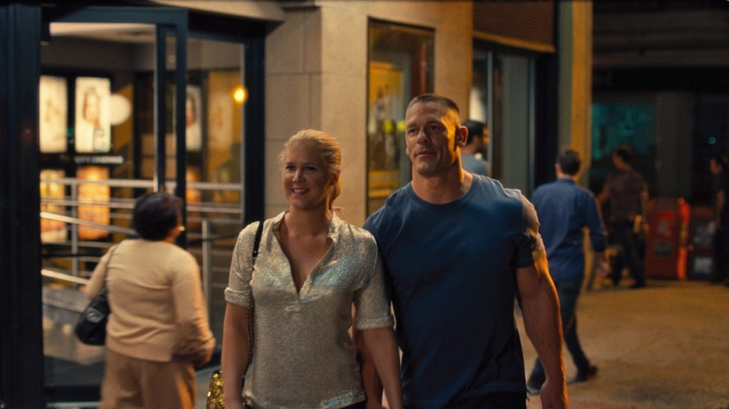 Amy Schumer és John Cena a Kész katasztrófa c. filmben (Fotó: The Hollywood Archive/Hollywood Archive/Profimedia)