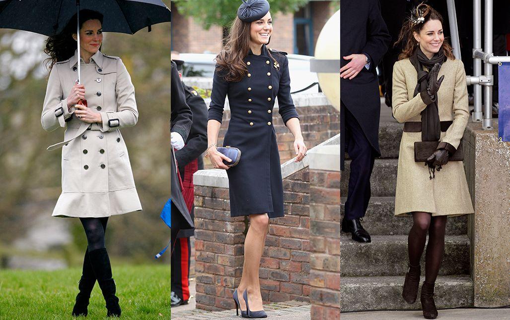 Az eljegyzést követően Katalin öltözködése látványosan változásnak indult.