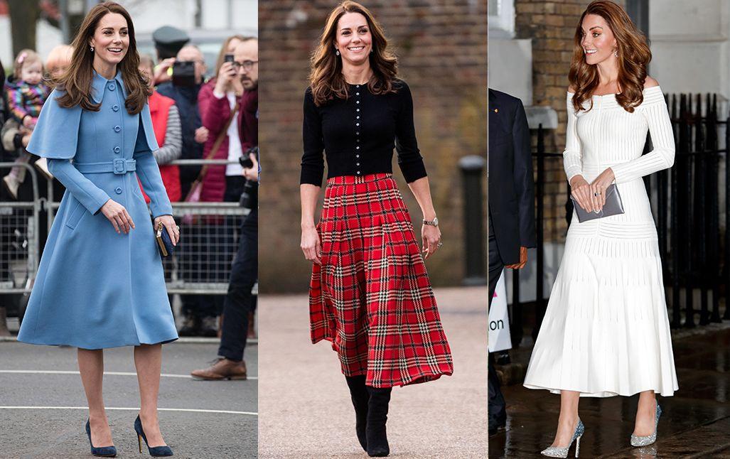 Katalin hercegné öltözködési stílusa 2018-ban jelentős változásnak indult.