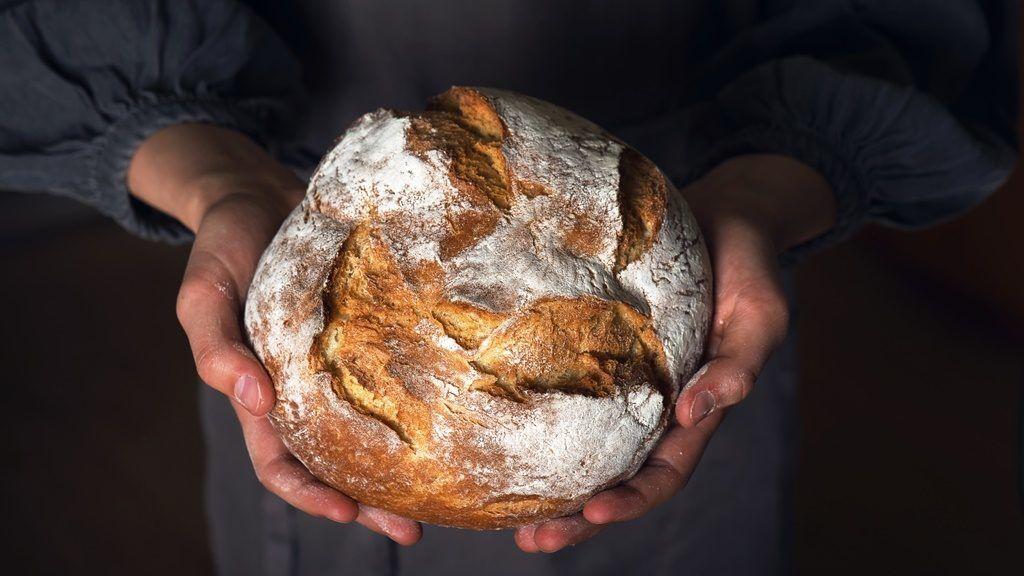 Házi kenyér (Fotó: Getty Images)