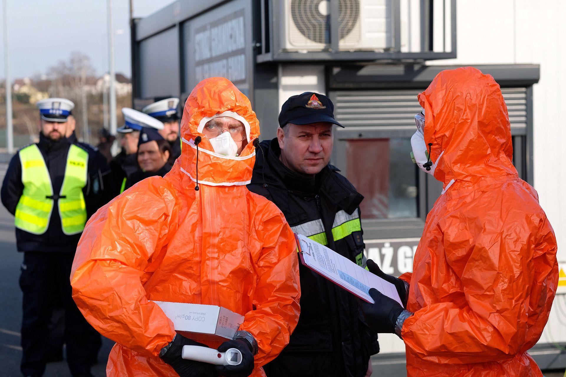 Fotó: MTI/EPA/PAP/Andrzej Grygiel