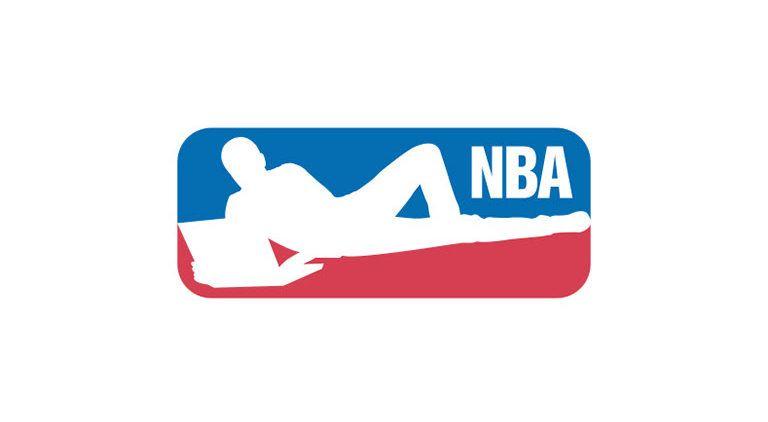 Ilyen lehetne a logó, ha a koronavírus-helyzetre hangolnák: NBA
