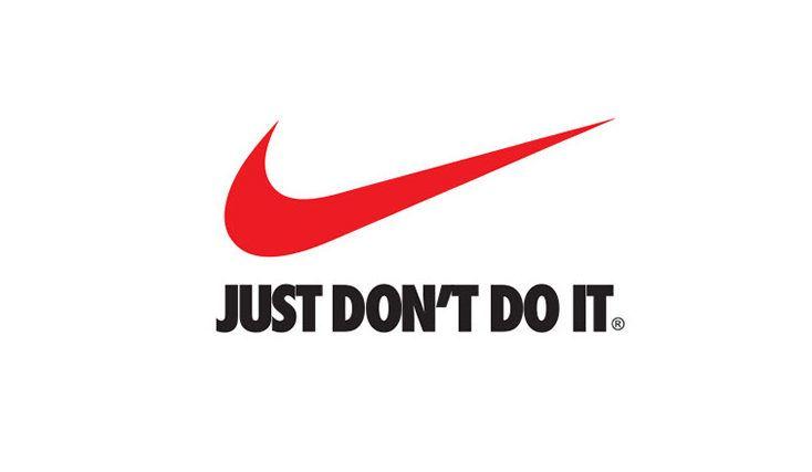 Ilyen lehetne a logó, ha a koronavírus-helyzetre hangolnák: Nike