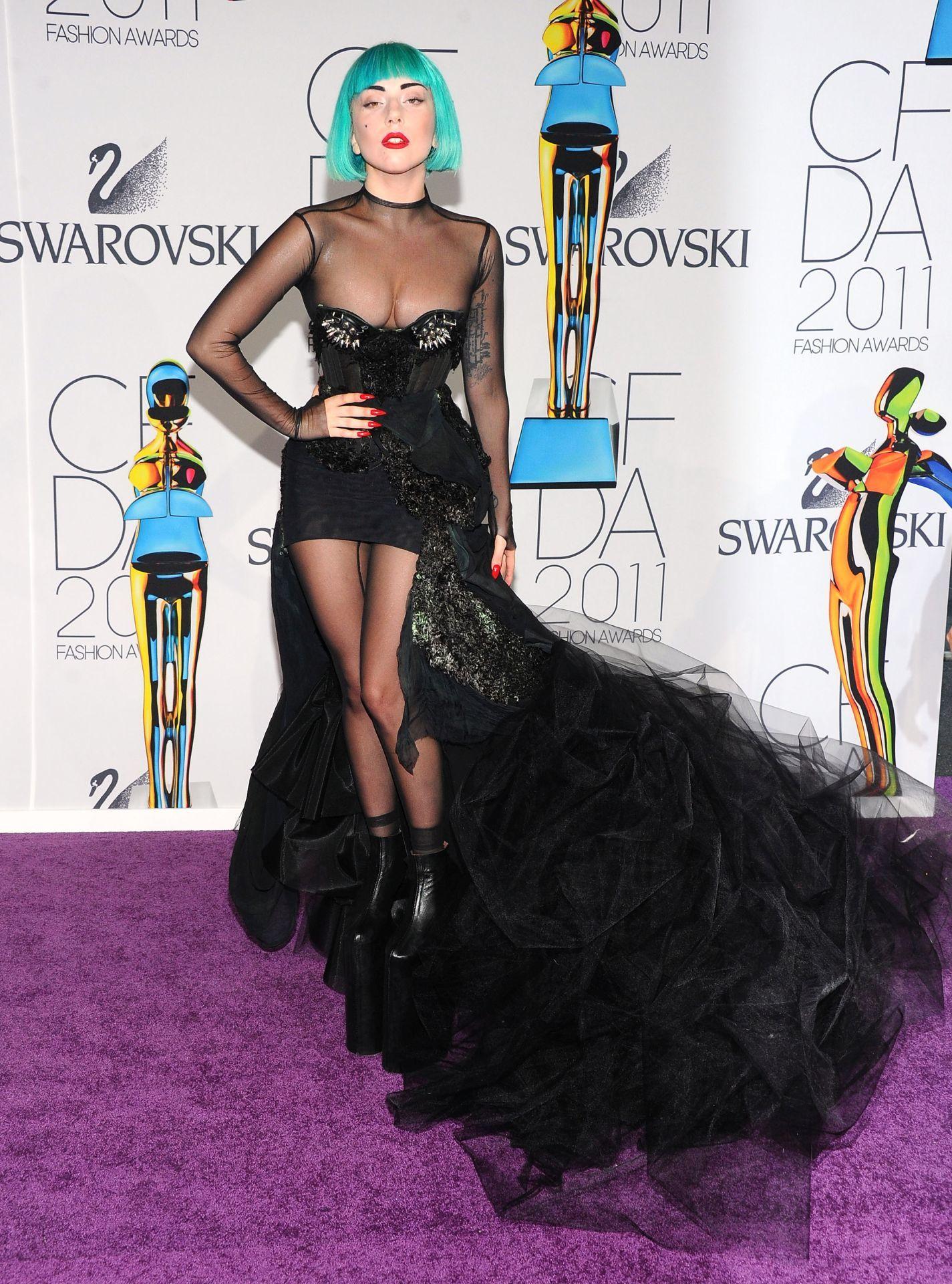 Lady Gaga 2011-ben egy New York-i eseményen
