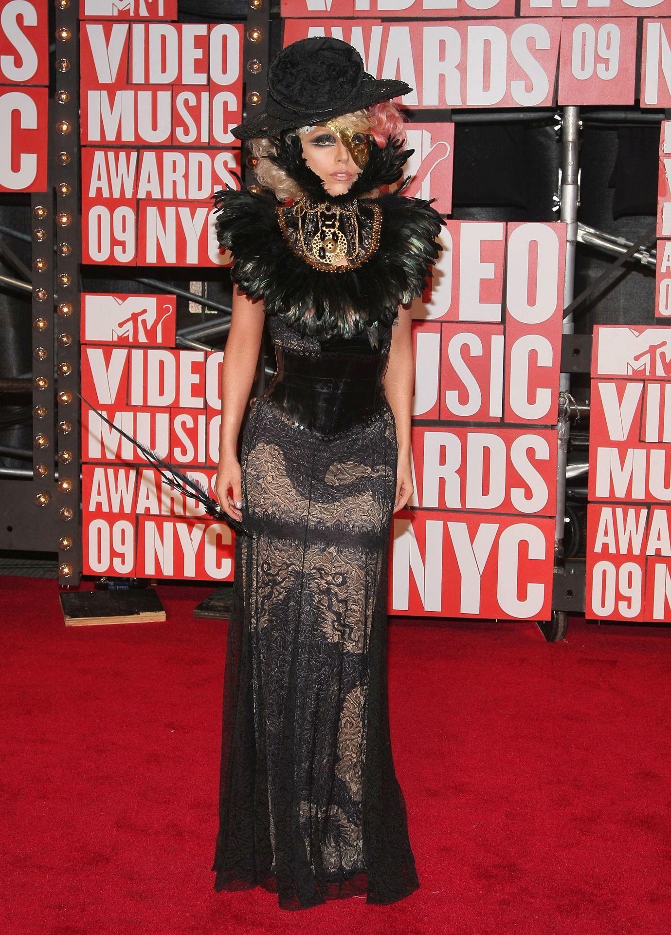 Lady Gaga a 2009-es MTV VMA-n