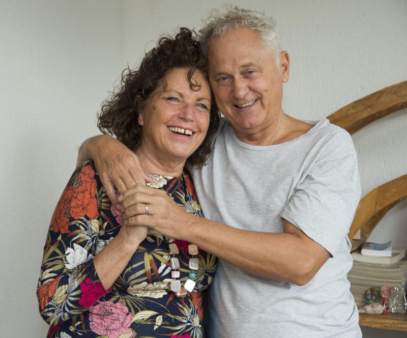 Liener Márta 20 éve él együtt a negyedik férjével - Fotó: smagpictures.com