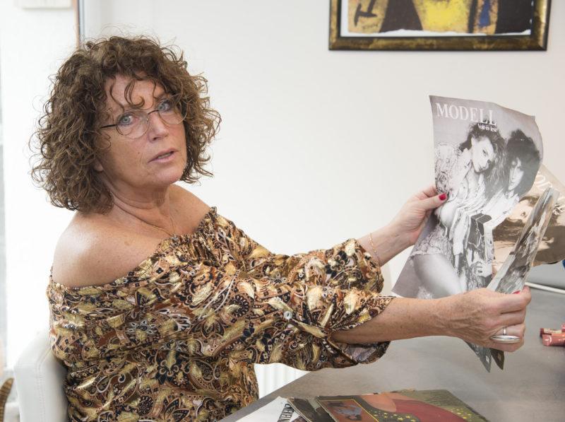 Liener Márta énekesnő szeretett volna lenni, de végül nagyon sikeres modellkarriert futott be - Fotó: smagpictures.com
