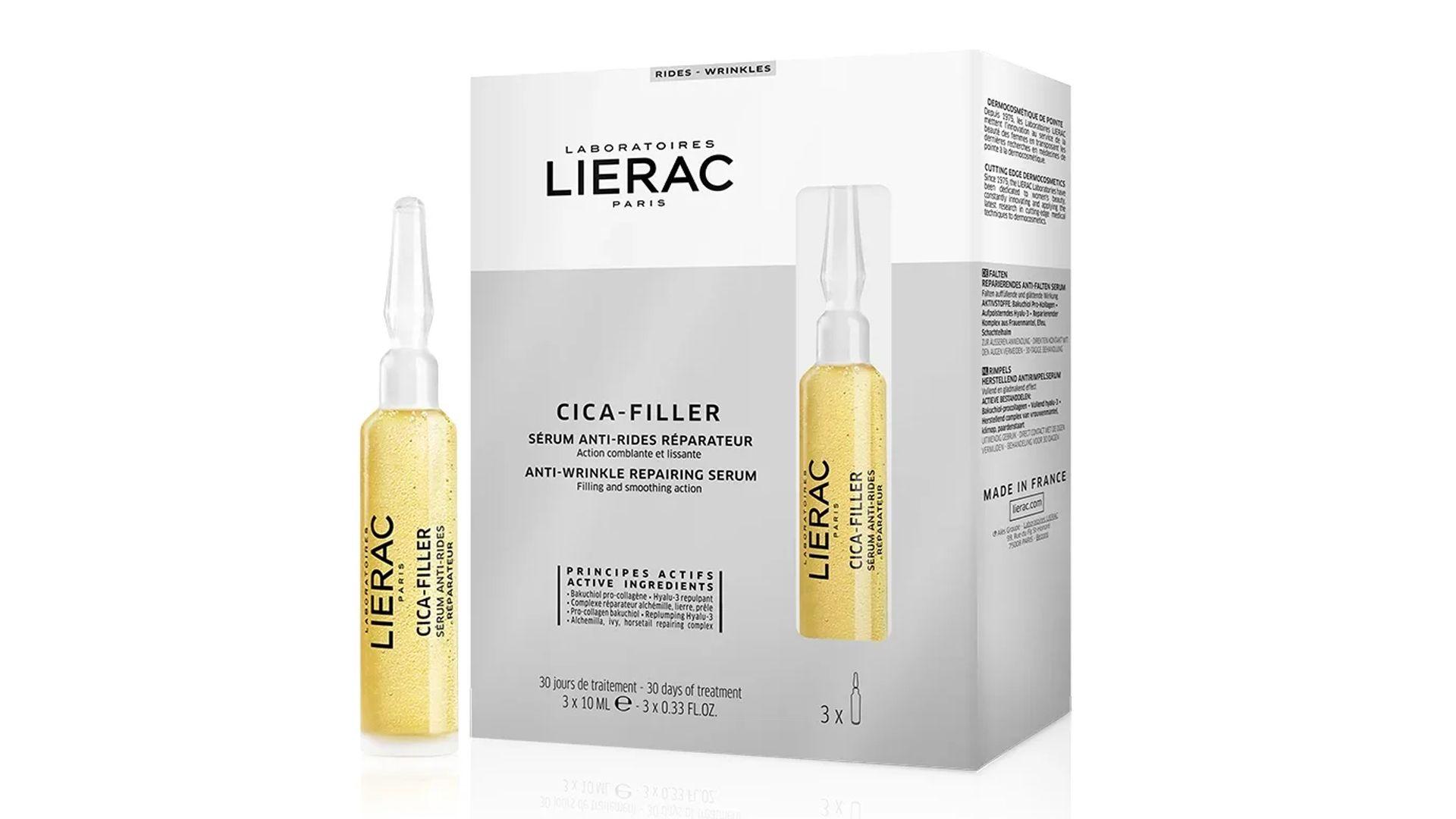 Lierac -Cica-Filler Bőrfiatalító Helyreállító Szérum