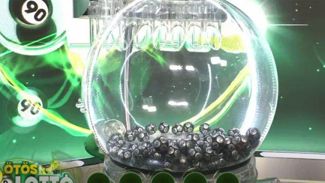 Óriási baki az ötös lottó sorsoláson - 5,95 milliárd volt a tét