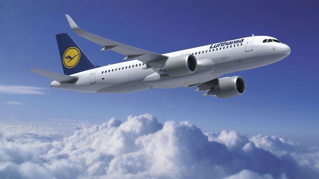 A koronavírus-veszély miatt törölték a járatokat (Fotó: Lufthansa)