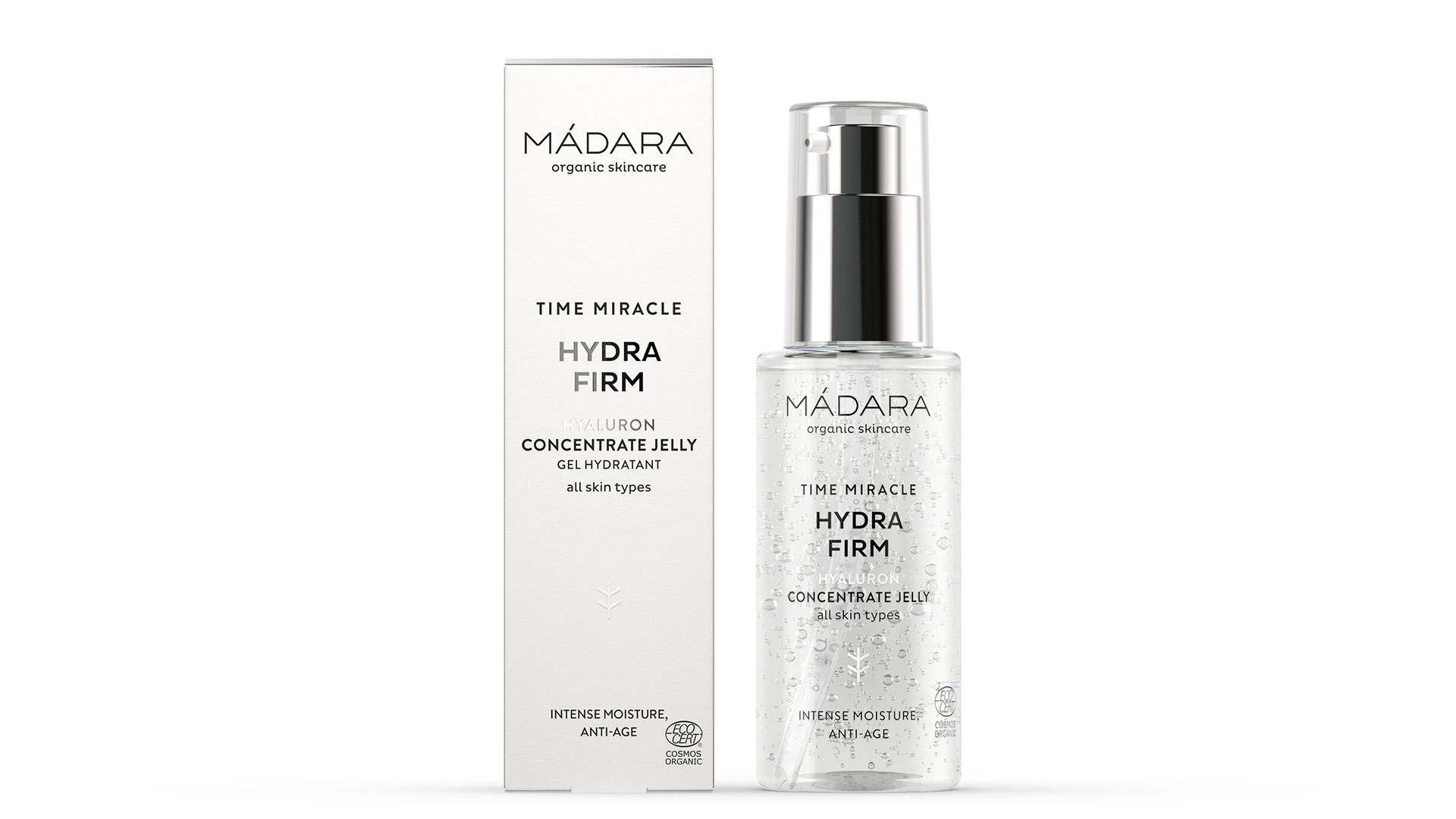 Mádara - Time Miracle Hydra Firm Jelly