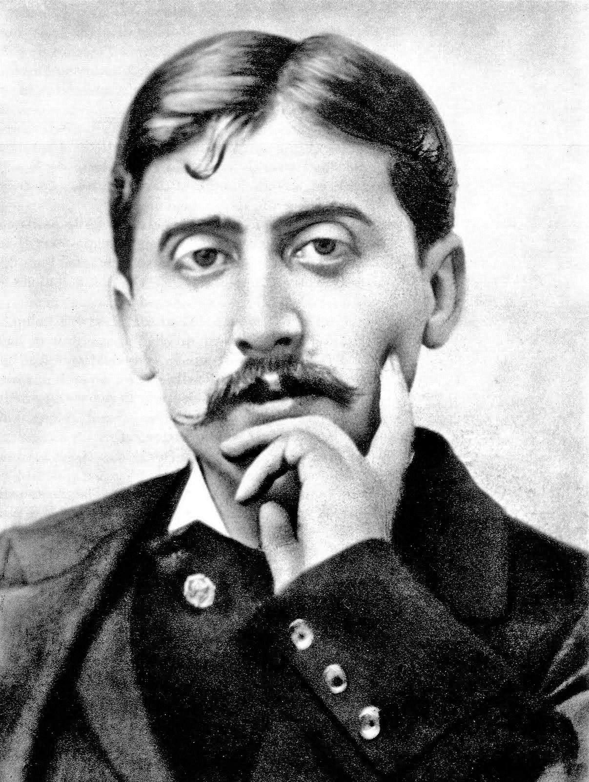 Marcel Proust 1895-ben (fotó: Wikipedia)