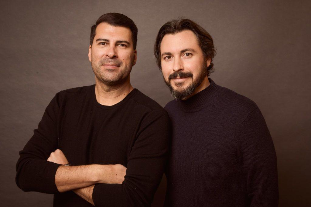 James Lee Hernandez és Brian Lazarte (Fotó: Emily Assiran/Getty Images)