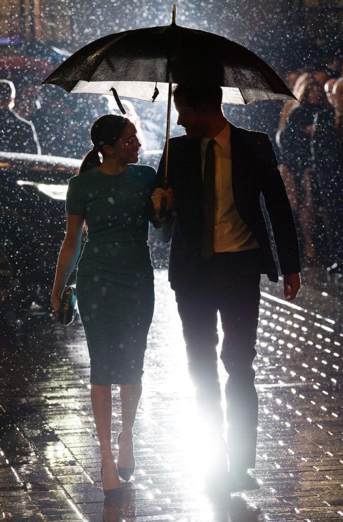 Meghan Markle és Harry herceg az Endeavour Fund Awards (Fotó: Samir Hussein/WireImage)