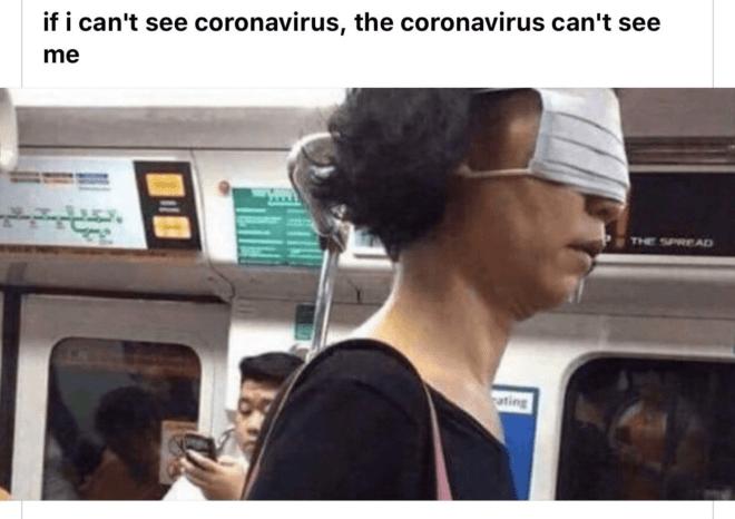 Koronavírus: beindult a mémgyár