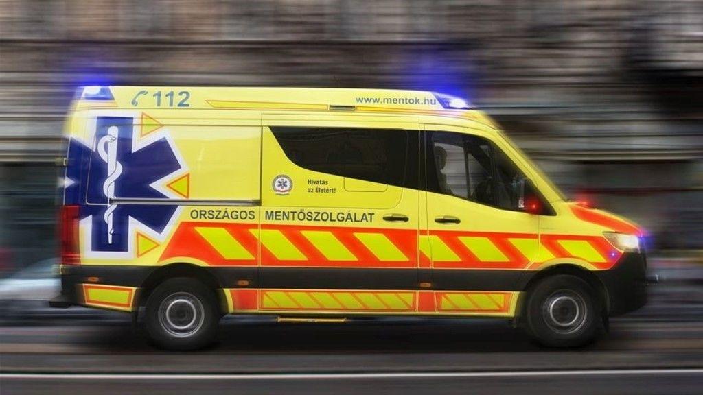 Oks gyanúja szerint mentőautó kezelési szabványok a szemészetben