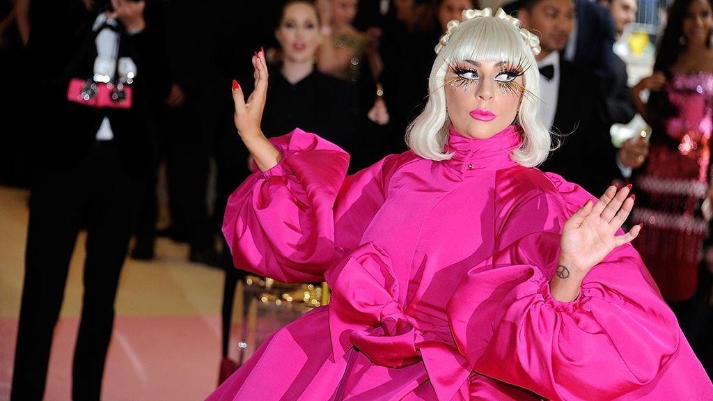 Lady Gaga a 2019-es MET-gálán. Az idei ünnepség határozatlan időre elnapolva. (Fotó: Rabbani and Solimene Photography/WireImage)