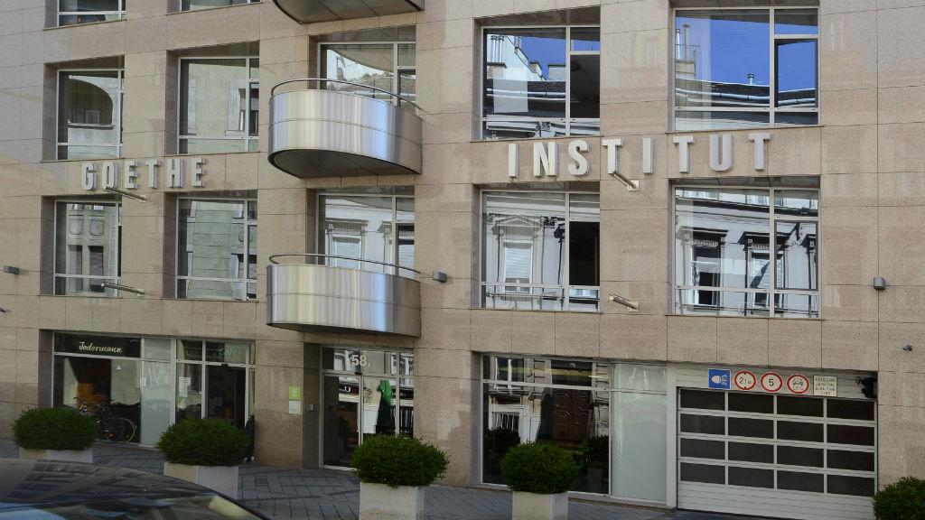 A Goethe Intézet
