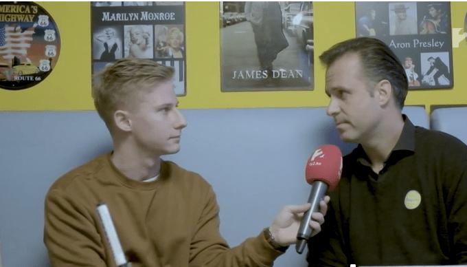 Nagy Balázs 5 év után búcsúzik a sorozattól (Fotó: TV2 online)