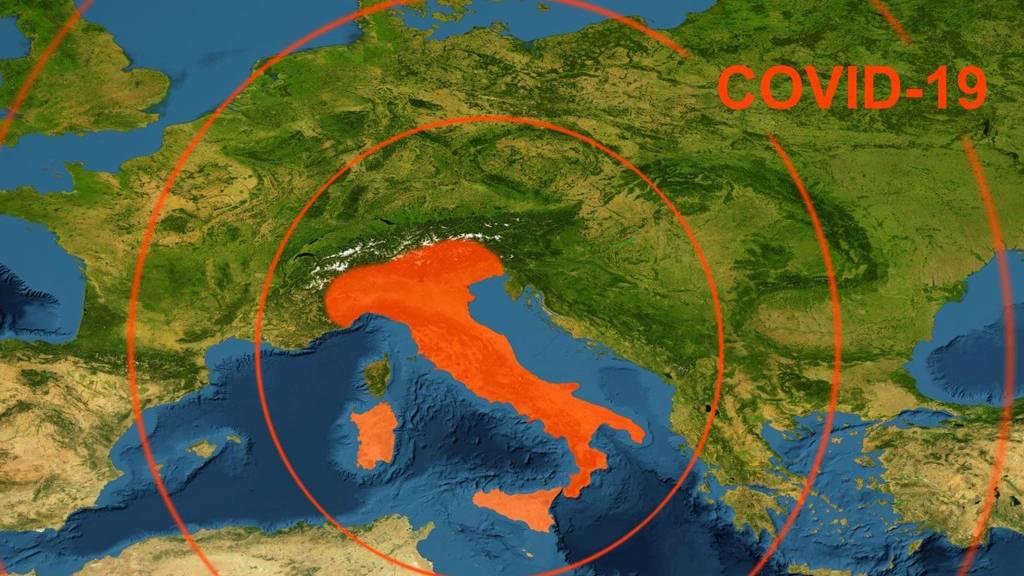 Koronavírus Olaszországban