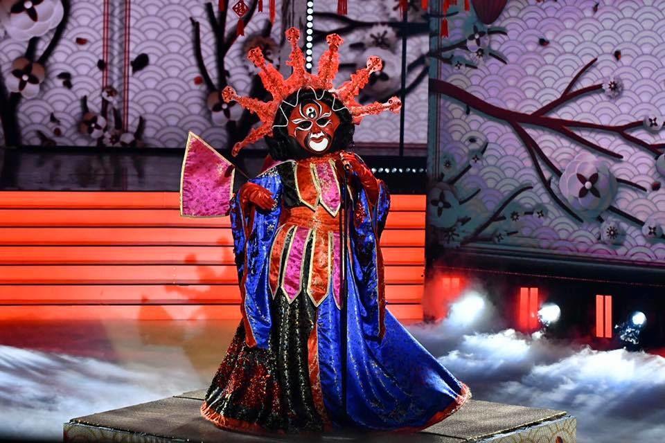 A Nicsak, ki vagyok? Gésa jelmezes versenyzője a szuperdöntőbe jutott (Fotó: Sajtószoba)
