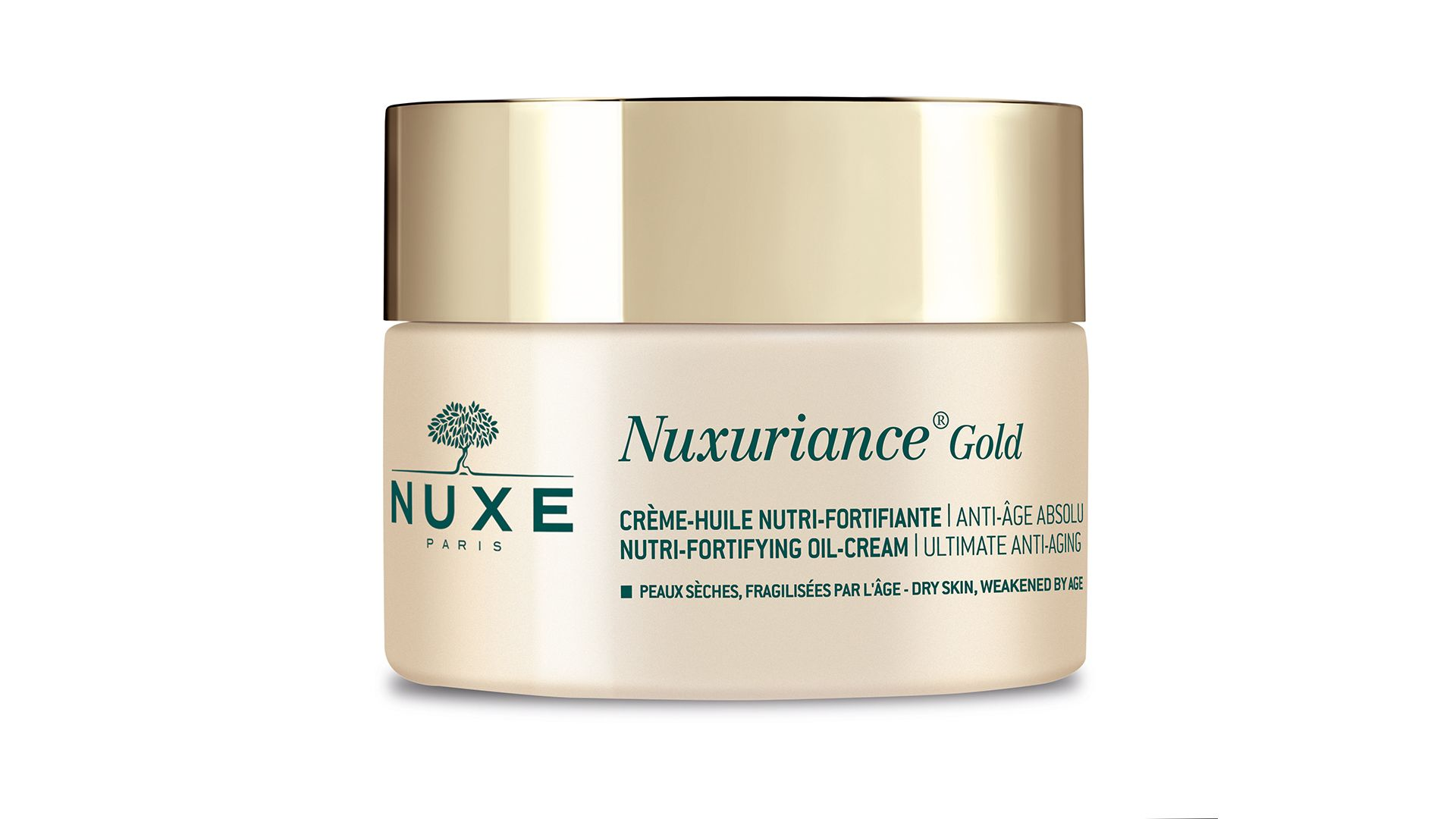 Nuxe - Nuxuriance Gold Nutri-Erősítő Olaj-Krém