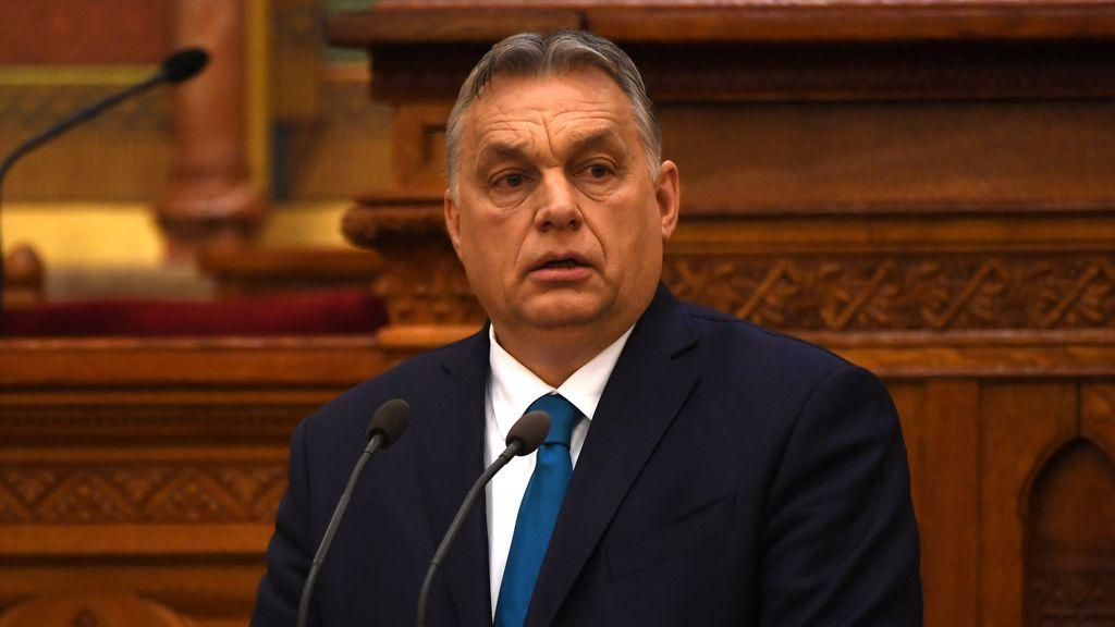 Orbán Viktor / Fotó: MTI/Illyés Tibor