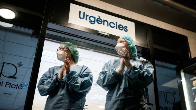 spanyolország koronavírus