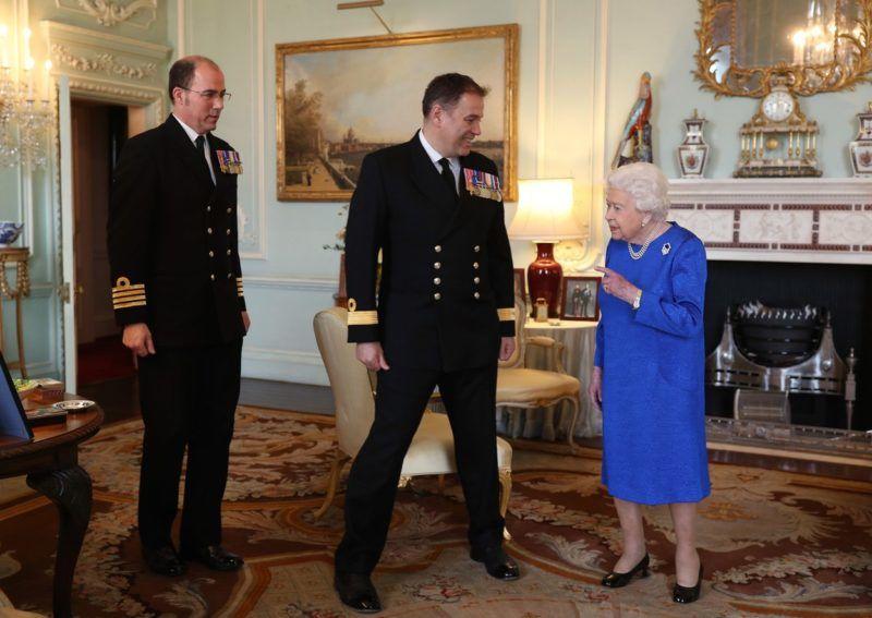II. Erzsébet a koroanvírus ellenére is szorgosan dolgozik