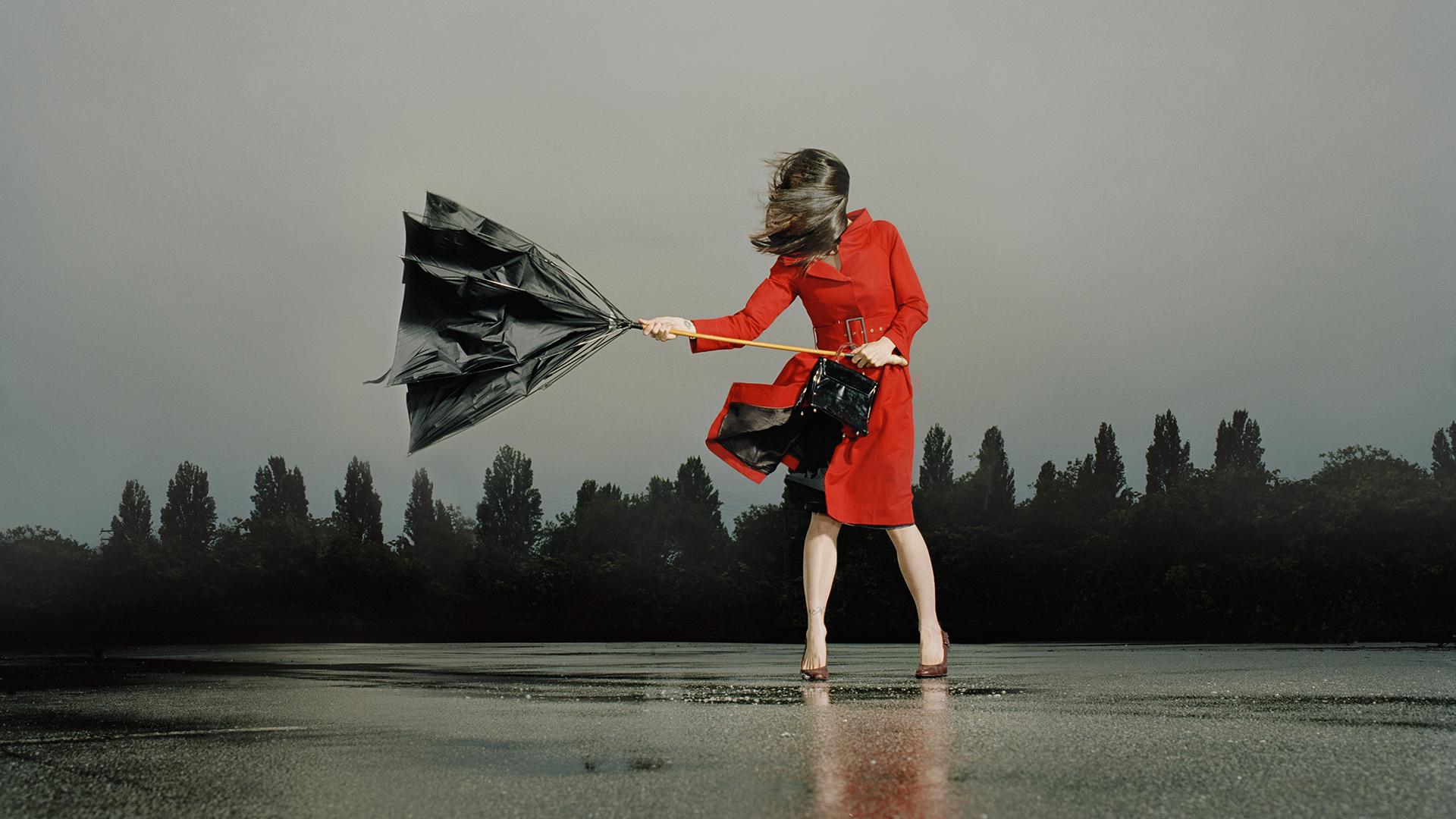 Ciklonnal, esővel érkezik a hétvége, időjárás jelentés