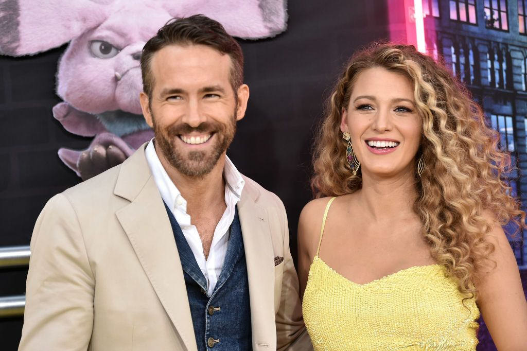 Ryan Reynolds és Blake Lively (Fotó: Steven Ferdman/Getty Images)